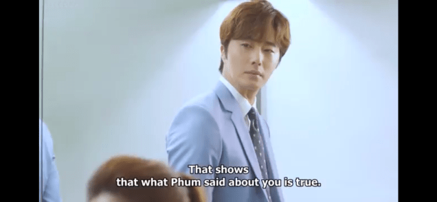 Jung Il woo in Love and Lies last episodes. Cr. True4U Screen Caps by Fan 13: 6