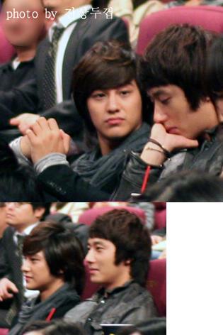 2009 10 13 JIW:KIM BUM VIP GOod Morning President 9.jpg
