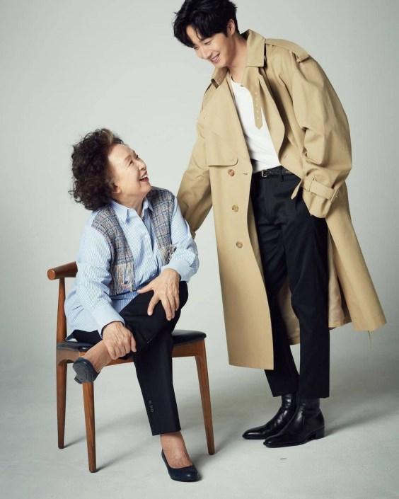 2019 3 Jung Il-woo for Kribbit Magazine: My Star Na Moon-hee Interview.  8.JPG