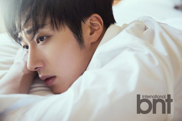 2014 Jung Il woo in. a BNT Photo Shoot. 5