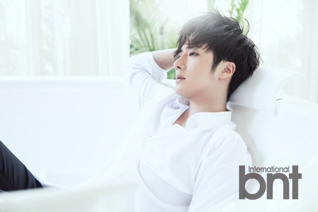 2014 Jung Il woo in. a BNT Photo Shoot. 6