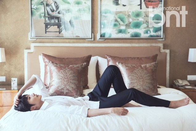 2014 Jung Il woo in. a BNT Photo Shoot. 9