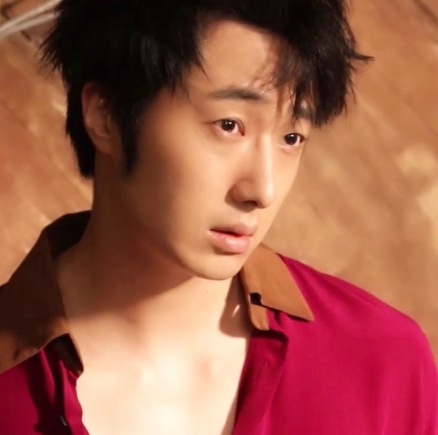Jung Il woo in The Celebrity magazine from 2014. 12