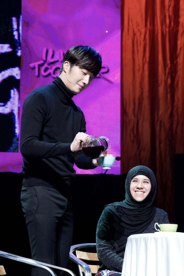 2014 11 22 Jung II-woo in his Fourth Korean Fan Meet. Cr.jungilwoo.com 43