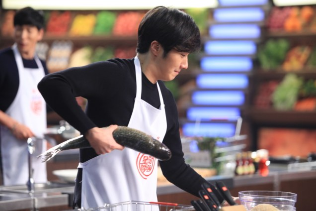 2015 4 Jung Il-woo in Star Chef Episode 3 10
