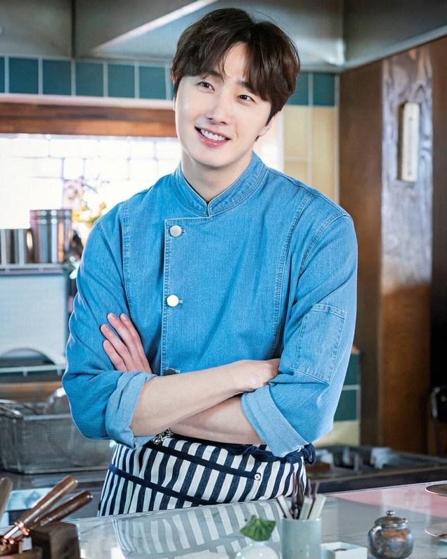 2020 5 15 Jung Il woo in Sweet Munchies Stills2