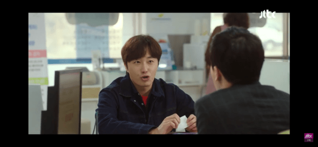 2020 5 25 Jung Il woo in Sweet Munchies Episode 1 Screen Captures by Fan 13. Video Cr. JTBC. 46