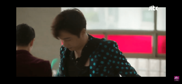 2020 5 25 Jung Il woo in Sweet Munchies Episode 1 Screen Captures by Fan 13. Video Cr. JTBC. 79