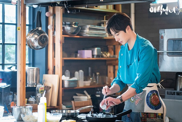 Jung Il woo in Sweet Munchies Episode 2. JTBC Stills. 3