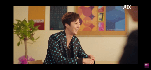 Jung Il woo in Sweet Munchies Episode 2. My Screen Captures. Cr. JTBC extracted by Fan 13. 20