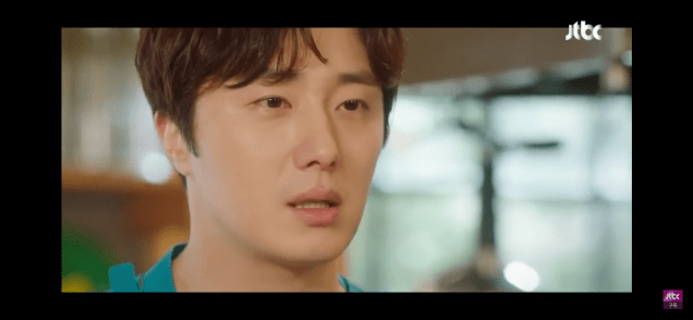 Jung Il woo in Sweet Munchies Episode 2. My Screen Captures. Cr. JTBC extracted by Fan 13. 84