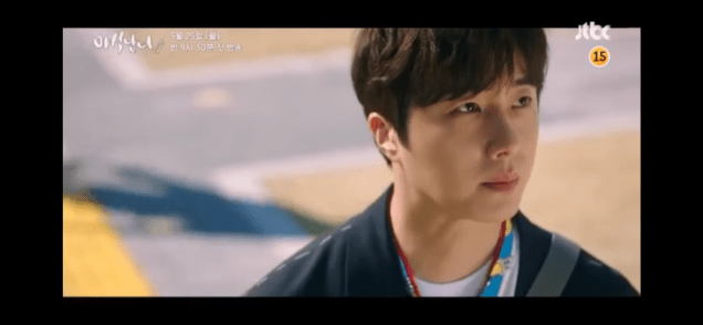 Jung Il woo in screen captures of the third trailer of Sweet Munchies. 6