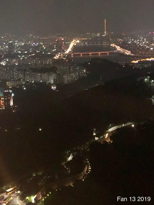 2019 Trip to Namsan Tower, Seoul. By Fan 13. 23
