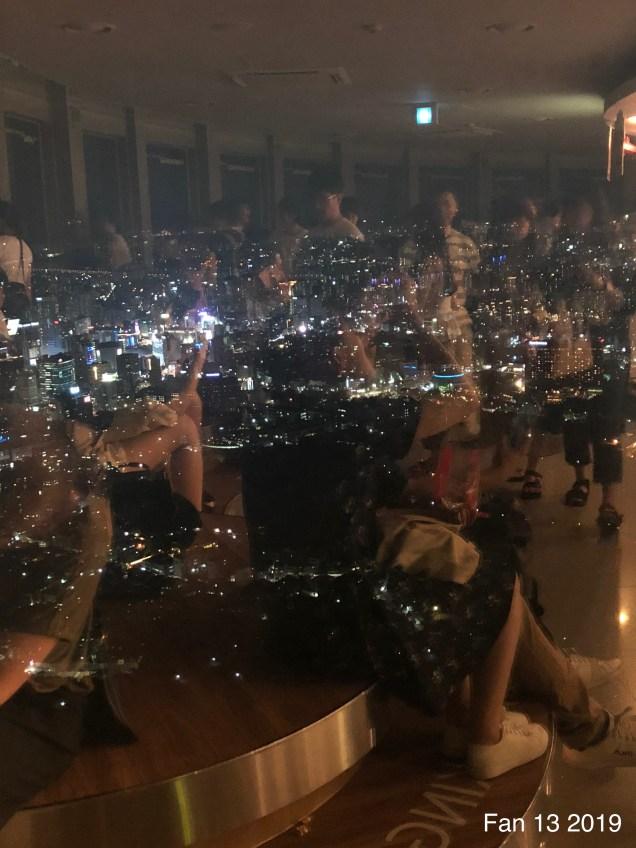 2019 Trip to Namsan Tower, Seoul. By Fan 13. 24