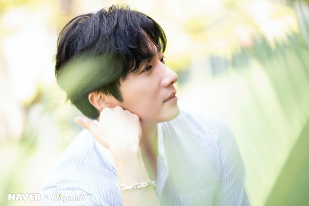2020 6 15 Jung Il woo in a gorgeous photo shoot. Cr. Dispatch, Naver.8