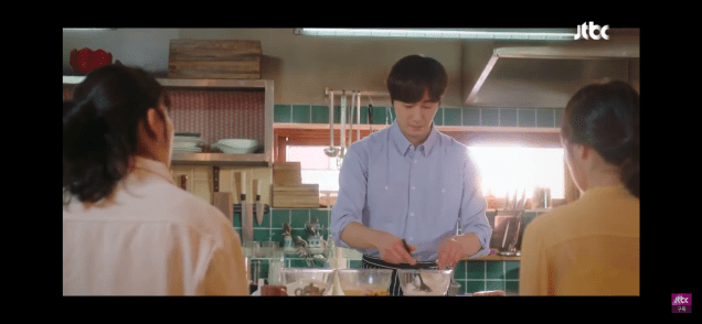 2020 6 16 Jung Il woo in Sweet Munchies Episode 8. Screen Captures by Fan 13. Cr. JTBC 31