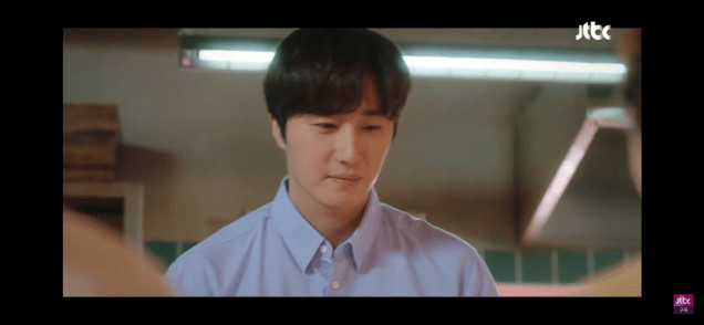 2020 6 16 Jung Il woo in Sweet Munchies Episode 8. Screen Captures by Fan 13. Cr. JTBC 38
