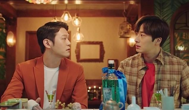 2020 6 22 Jung Il woo in Sweet Munchies Episode 9. Screen Captures by Fan 13. Cr. JTBC, taken by Fan 13. 192