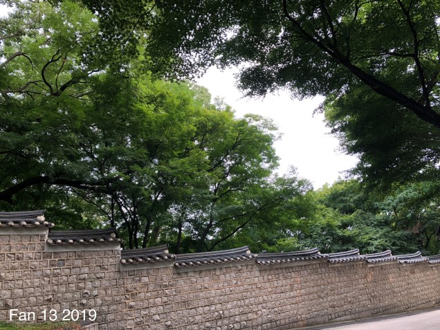 Changdeokgung Palace. Photos by Fan 13, www.jungilwoodelights.com. 2019 40