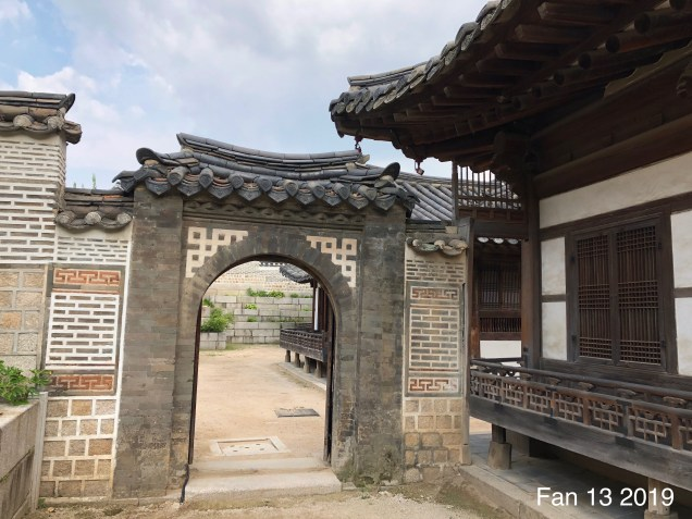 Changdeokgung Palace. Photos by Fan 13, www.jungilwoodelights.com. 2019 44