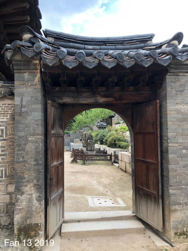 Changdeokgung Palace. Photos by Fan 13, www.jungilwoodelights.com. 2019 45
