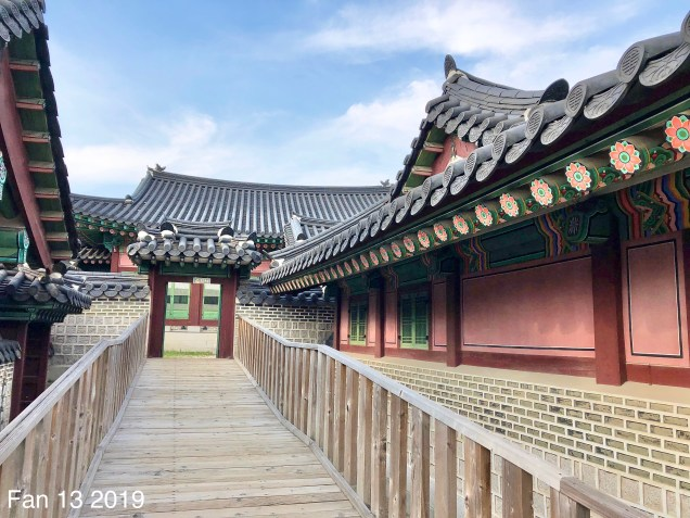 Changdeokgung Palace. Photos by Fan 13, www.jungilwoodelights.com. 2019 52