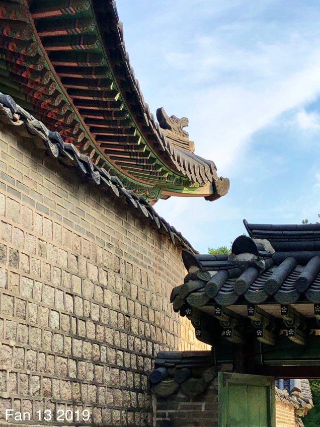 Changdeokgung Palace. Photos by Fan 13, www.jungilwoodelights.com. 2019 62
