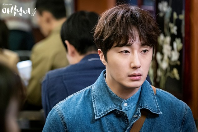 Jung Il woo in Sweet Munchies Episode 3. Stills from JTBC. 1
