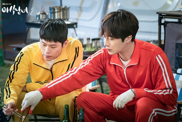 Jung Il woo in Sweet Munchies Episode 5. JTBC Stills. 4