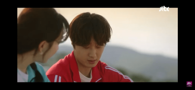 Jung il woo in Sweet Munchies Episode 5. My Screen Captures. Cr. JTBC, edited by Fan 13. 57
