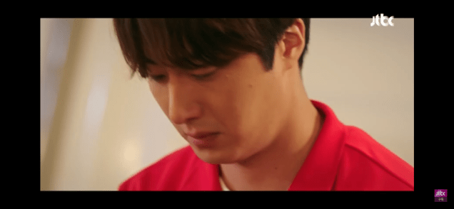 Jung il woo in Sweet Munchies Episode 5. My Screen Captures. Cr. JTBC, edited by Fan 13. 75