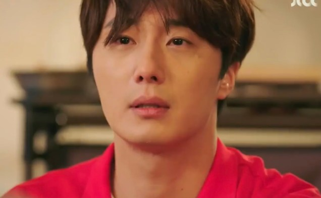 Jung il woo in Sweet Munchies Episode 5. My Screen Captures. Cr. JTBC, edited by Fan 13. 86