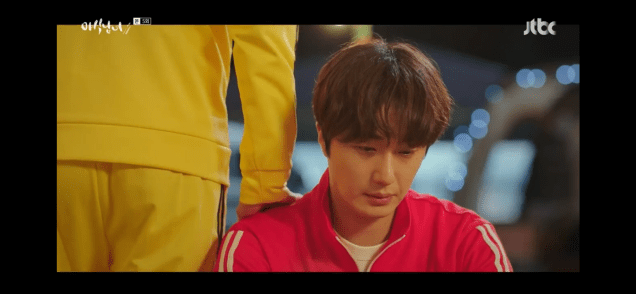 Jung il woo in Sweet Munchies Episode 5. My Screen Captures. Cr. JTBC, edited by Fan 13. 91
