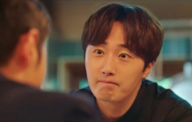 My Favorite Screen Captures of Jung il woo in Sweet Munchies Episode 5. Cr. JTBC, edited by Fan 13. 16