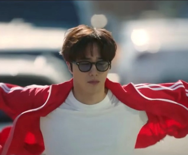 My Favorite Screen Captures of Jung il woo in Sweet Munchies Episode 5. Cr. JTBC, edited by Fan 13. 4