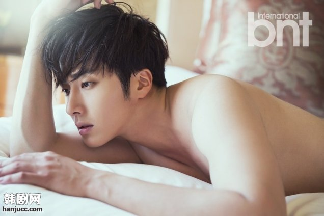 2014 19 Jung Il woo in the BNT International Photo Shoot in Bali Indonesia. 3