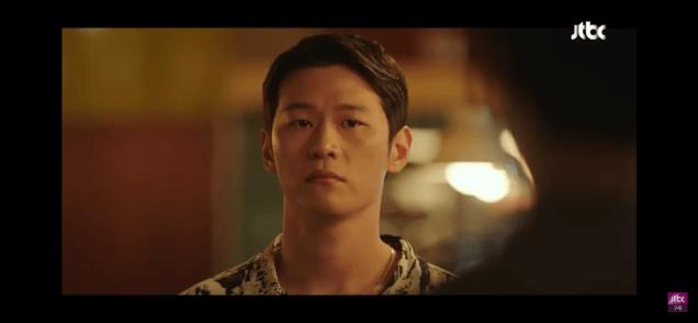 2020 6 29 Jung Il Woo in Sweet Munchies Episode 11. Screen Captures. Cr. JTBC. Taken by Fan 13. 3
