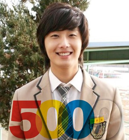 2020 7 14 Celebrating Jung Il Woo's 5000 days from his debut. Cr. Fan 13 1