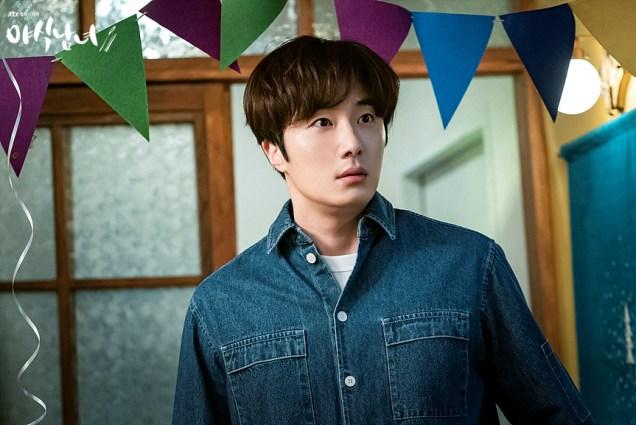 Jung Il woo in Sweet Munchies Episode 11. JTBC Stills 3