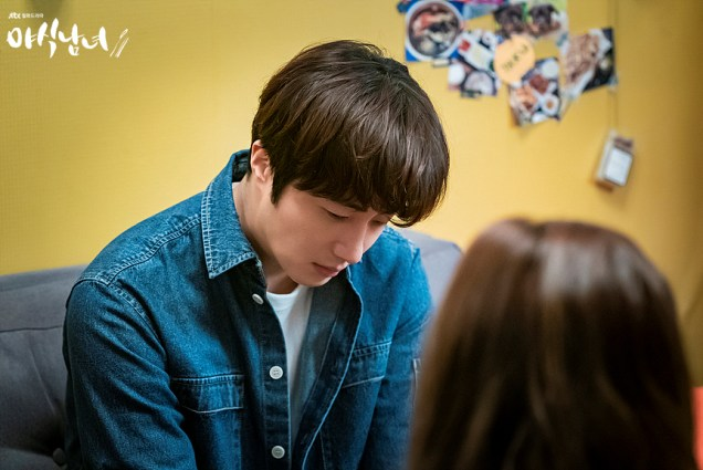 Jung Il woo in Sweet Munchies Episode 11. JTBC Stills 5