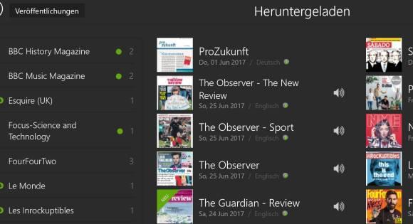 proZukunft pressreader