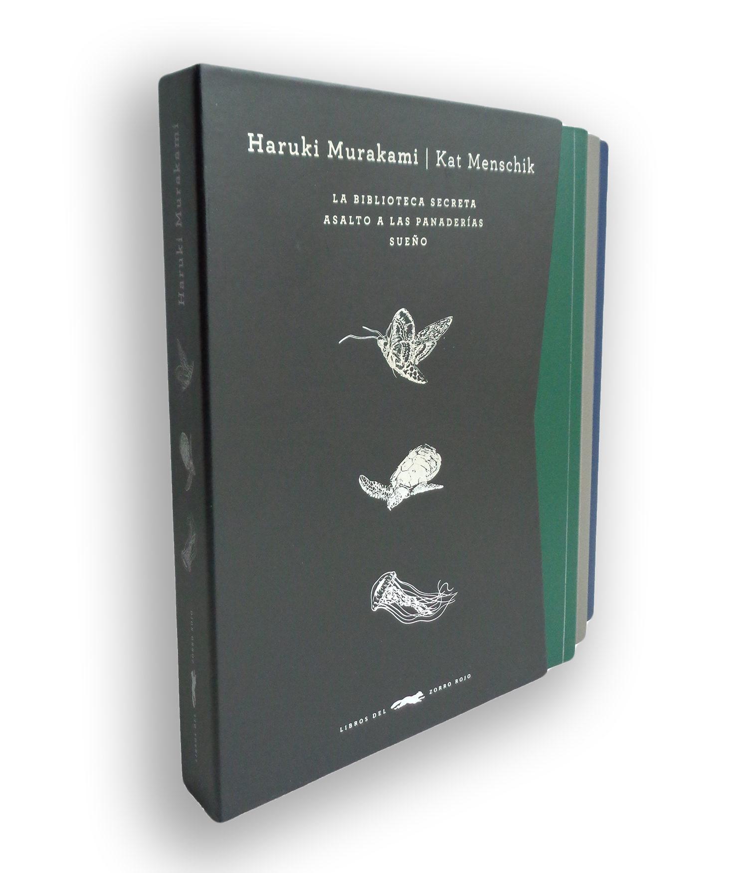 Trilogía Haruki Murakami