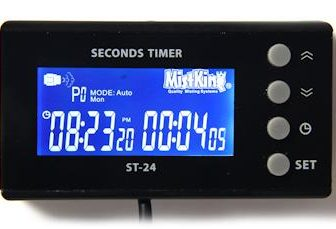 MistKing replacement digital seconds timer
