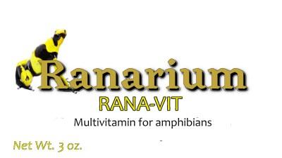 Ranarium Rana-Vit available in Canada