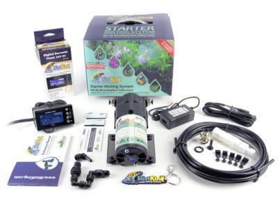 MistKing starter misting system v5 components