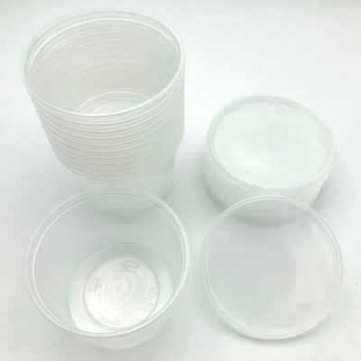 16 oz Deli Cups with Lids
