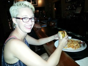 Ashley at Tresettis