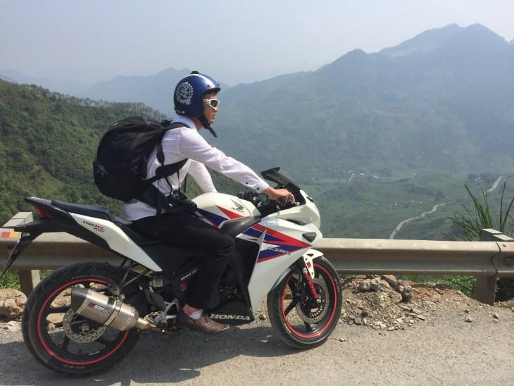 motorbike loop tour