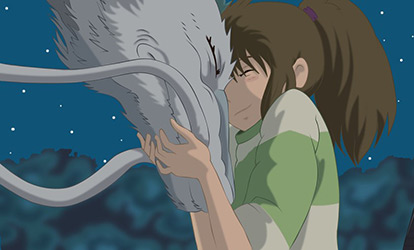 Spirited Away - Jung and Film
