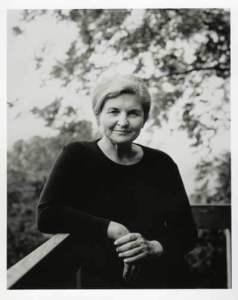 Marija's Gimbutas portrait June 1973